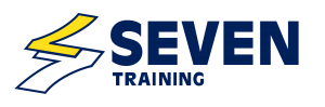 Seven training png - blue